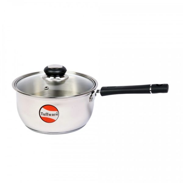 Sauce pan - Conical with Glass Lid