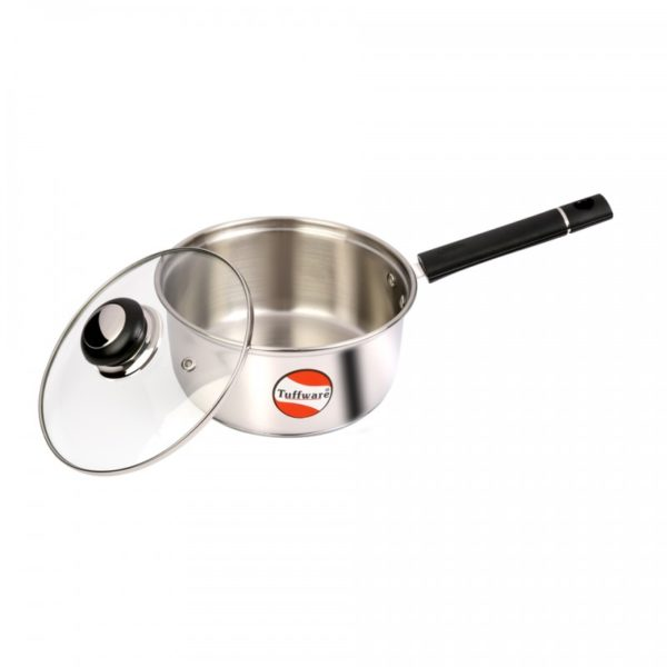 Sauce pan - Regular with Glass Lid